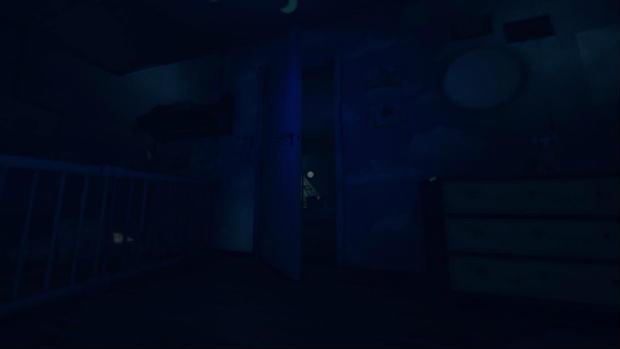 Дверь под лестницу