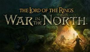 Властелин Колец Война на севере Логотип
