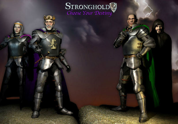 Stronghold-2-logo