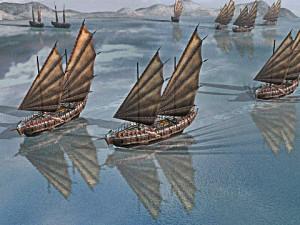 Корабли в Битве за средиземье 2
