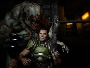 Doom 3 Герой