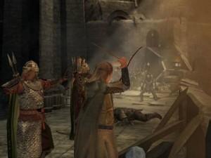 Возвращение Короля Хельмова Падь