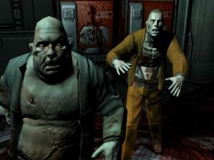 Зомби doom 3