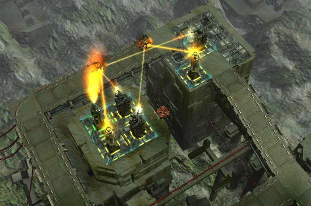 Defense grid башни
