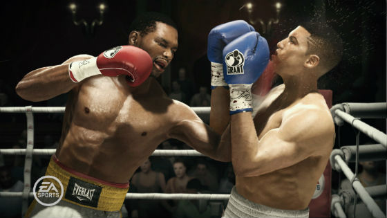 Удар Fight Night Champion