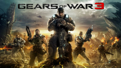 Gears of War 3 Логотип