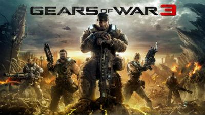 Gears of War 3 Логотип