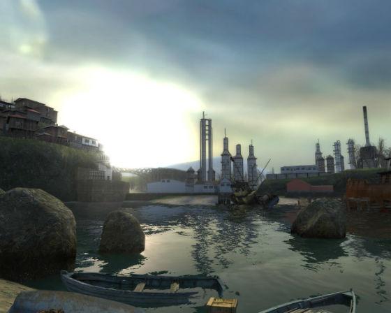 Half Life 2 графика