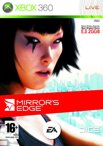 Mirror's Edge обложка