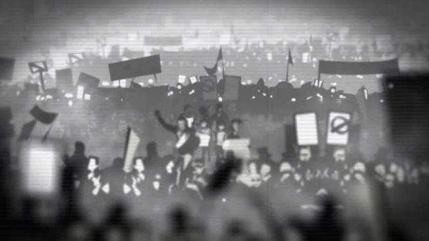 Mirror's Edge протесты