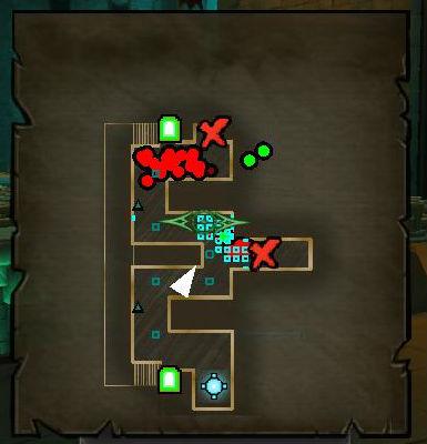 Orcs Must Die! карта боя