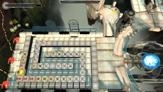Sanctum карта