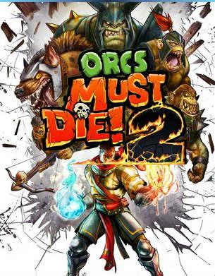 orcs must die 2 лого