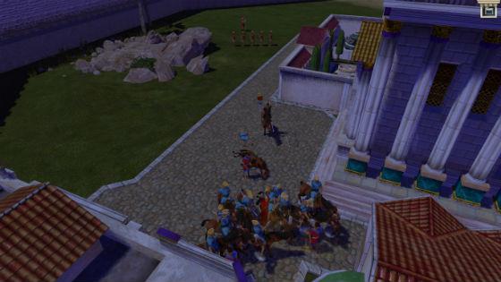 Битва в Цезарь 4
