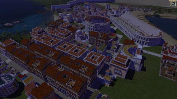 Ночной город Цезарь 4