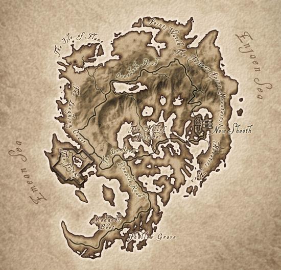 Карта DLC
