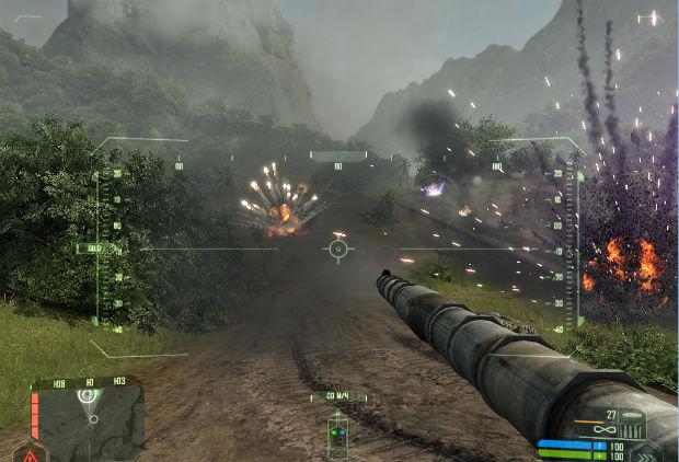 Управление танком