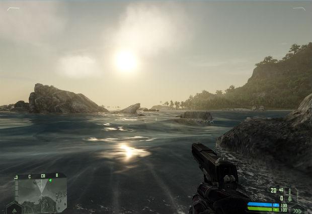 Море и рассвет