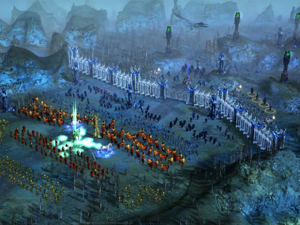 герои уничтоженных империй битва