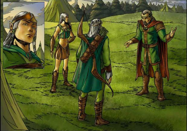 герои уничтоженных империй лагерь