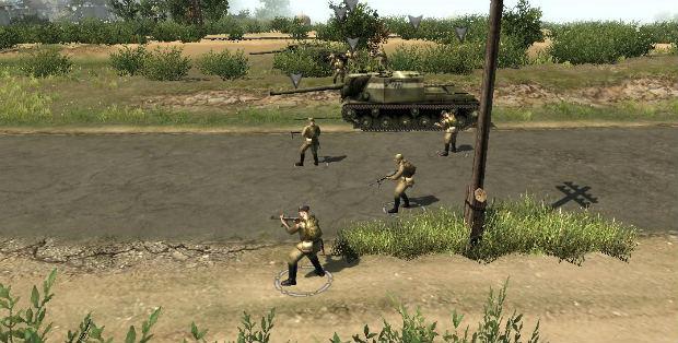 Прохождение игры в Тылу Врага 2 Штурм