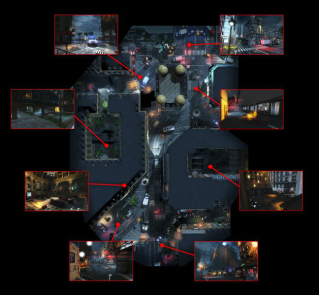 Killing-Floor-maps