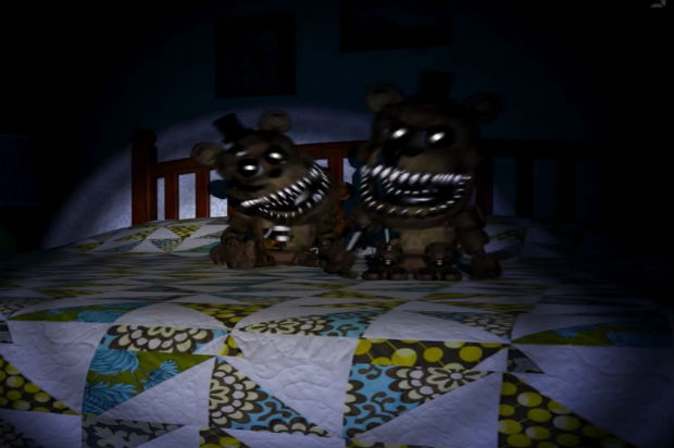 bed-fnaf4