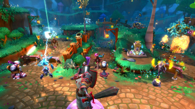 Dungeon Defenders II-4