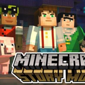 Minecraft Story Mode-logo