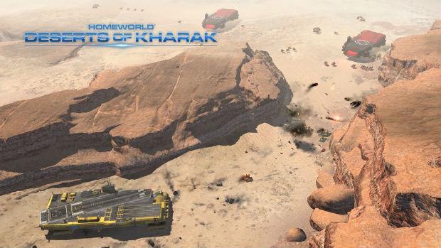 Homeworld Deserts of Kharak