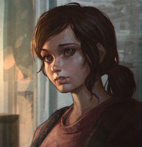 ellie_the_last_of_us-art