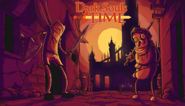 dark souls time