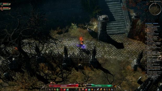 Grim Dawn игра 02