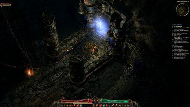 Обзор Grim Dawn игра 05