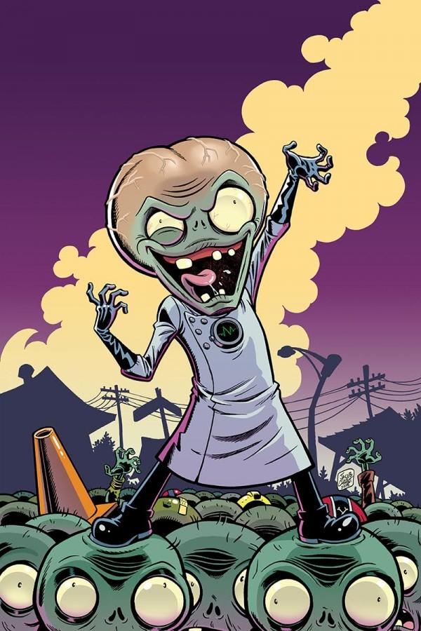 игры зомби йети