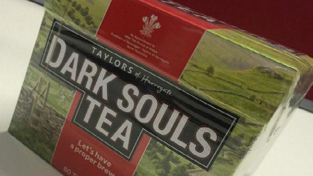 dark souls tea чай Дарк Соулс
