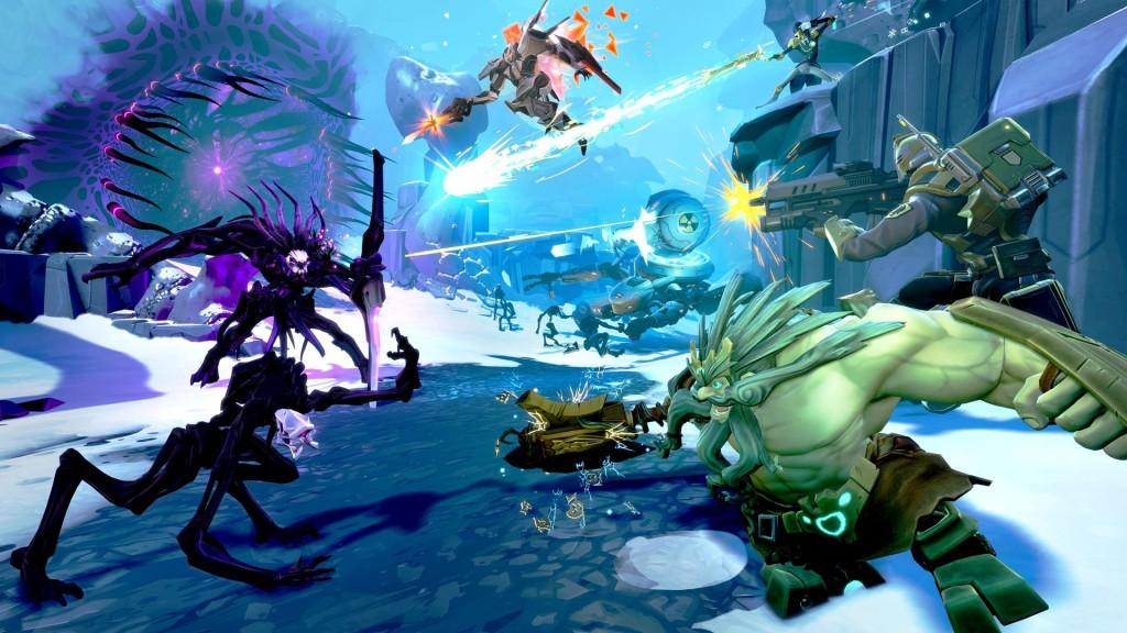 battleborn-бета PS4