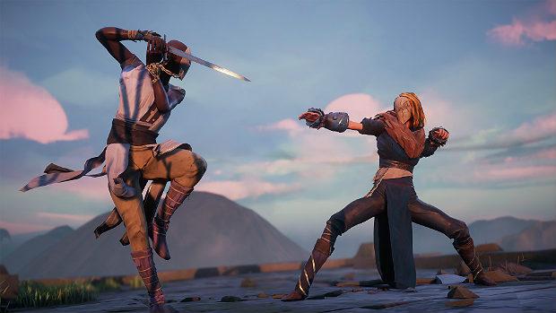 Absolver - новая игра от выходцев Ubisoft Paris дата трейлер