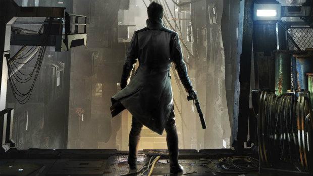 Deus Ex Mankind Divided тизер