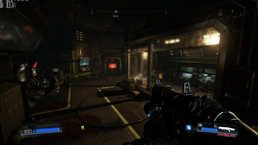 Doom 2016 скриншоты 4K - 03