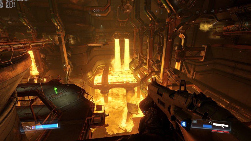 Doom 2016 скриншоты 4K - 06
