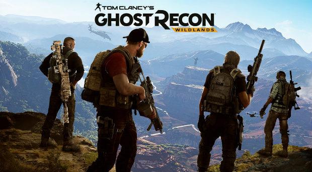 Ghost Recon Wildlands игра трейлер геймплей 2016