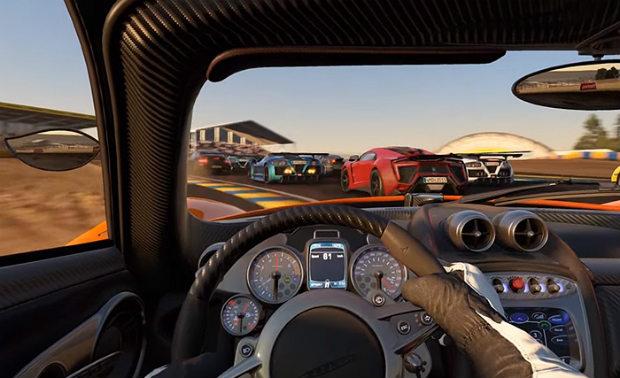 Gran Turismo Sport видео геймплей сравнение