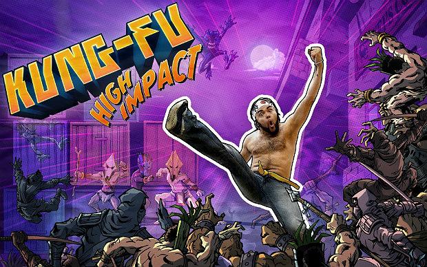 Kung-Fu для Kinect