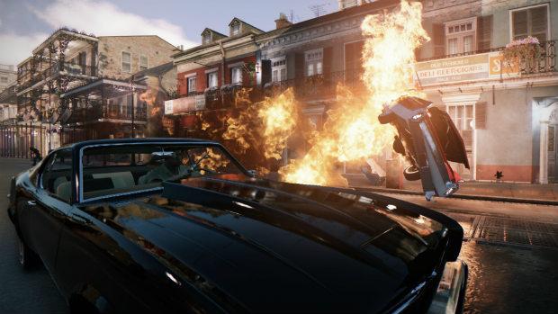 Mafia-3 геймплей