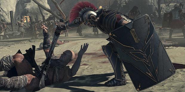 Ryse Son of Rome для Xbox 360