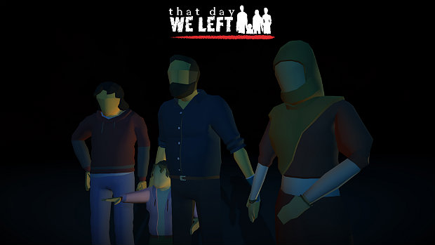 That Day We Left игра про беженцев