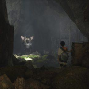 The Last Guardian скрин