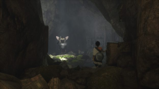 The Last Guardian скрин