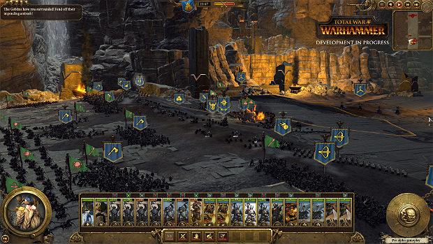 Total War Вархамер вылетает, тормозит грузится